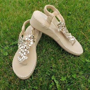 Siketu Thong Sandals size 37 US (6.5)